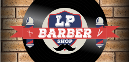 LOGO LP BABER SHOP wallpaper